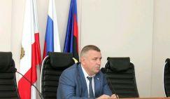 Глава Энгельсского муниципального района Дмитрий Лобанов